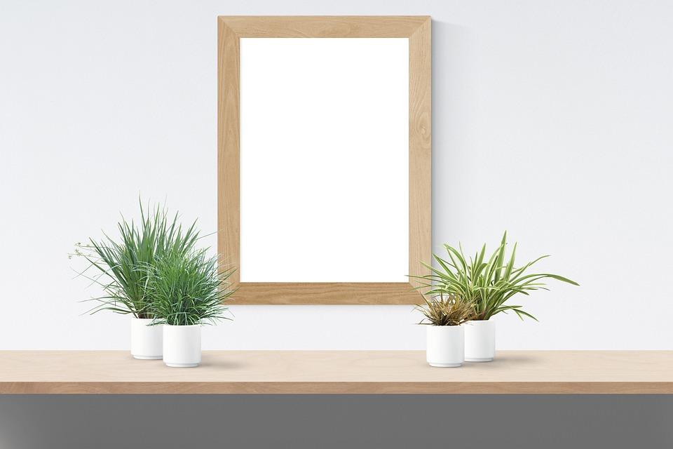 Plakaty w ramie, czyli jak uświetnić swój dom?