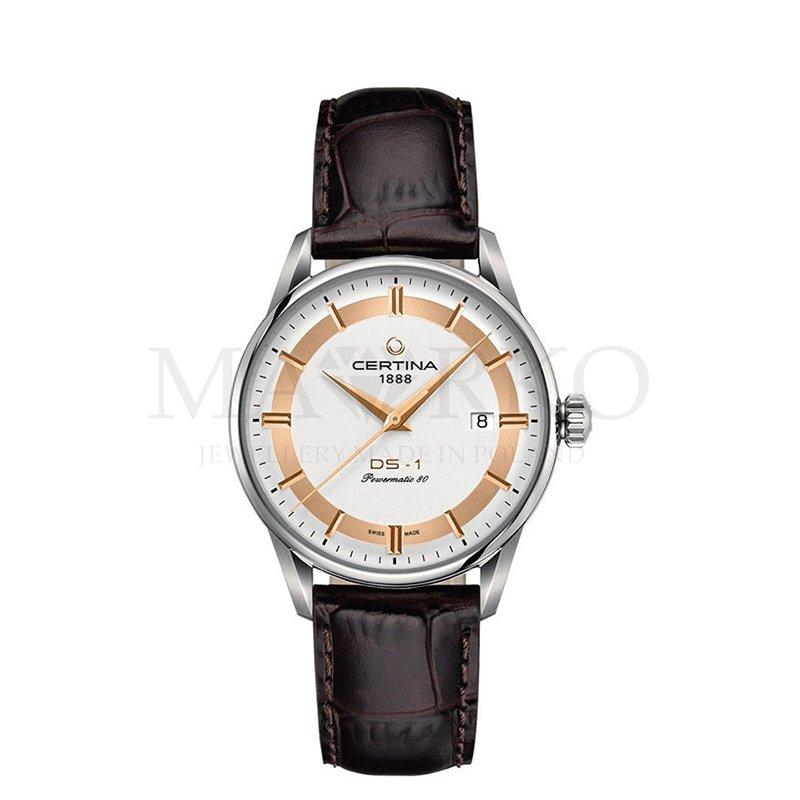 Certina zegarki męskie – styl i elegancja
