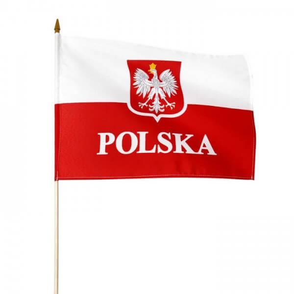 Przed kupnem flagi Polski
