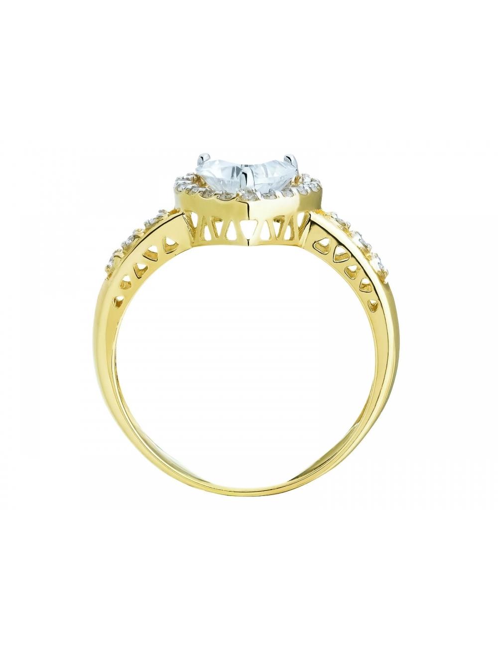Tanie pierścionki zaręczynowe. 3 modele, którymi ją oczarujesz!