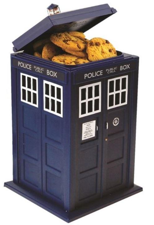 Doktor Who – gadżety