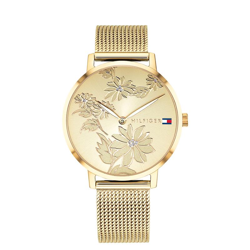Wyjątkowy zegarek damski Tommy Hilfiger