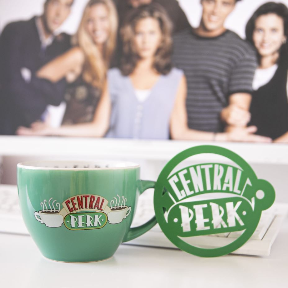 Gadżety z serialu Friends najlepszym prezentem dla każdego fana.