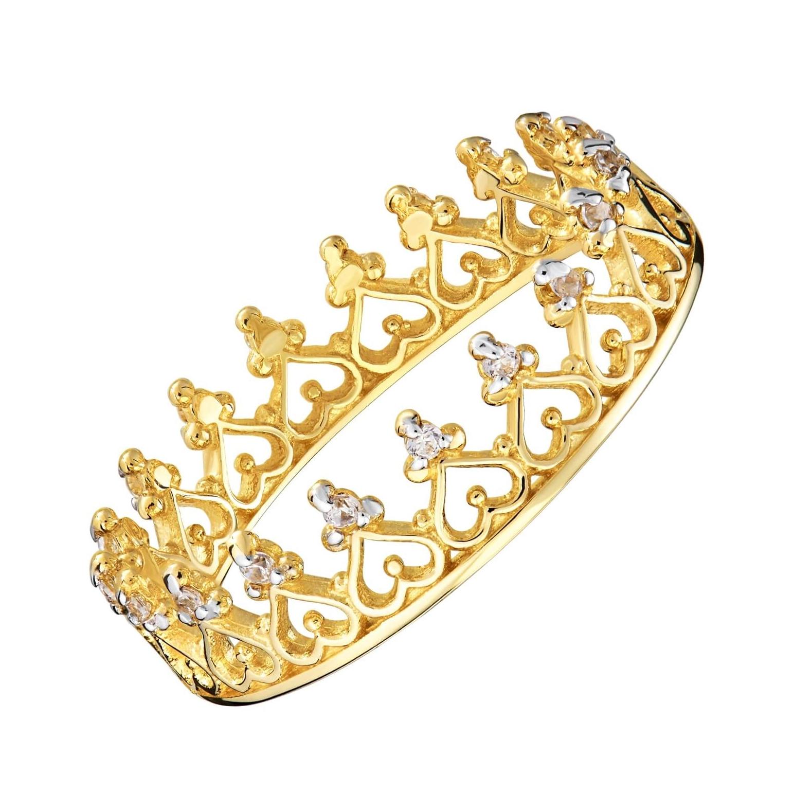 Jak wybrać kolor złotego pierścionka z cyrkoniami?