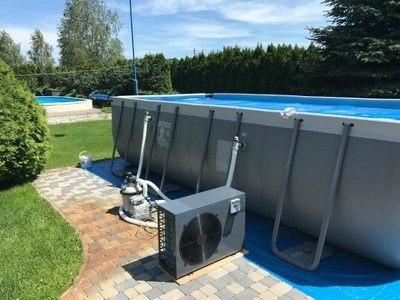 pompa ciepła do basenu